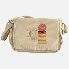 Balanced Diet Messenger Bag