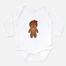 Gingerbread GIRL Body Suit