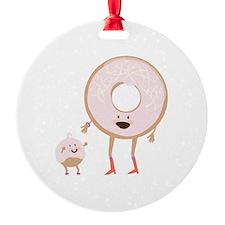 Doughnut & Hole Ornament