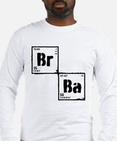 Breaking Bad Elements Long Sleeve T-Shirt