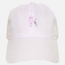 Pink Poodle Baseball Baseball Baseball Cap