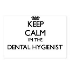 Keep calm I'm the Dental Postcards (Package of 8)