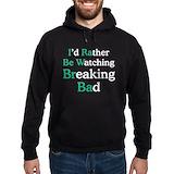 Breakingbadtvshow Hoodie (dark)