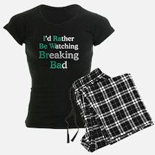 Breaking Bad Fan Pajamas