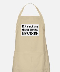 My Brother BBQ Apron
