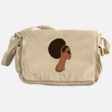 Afro Style Messenger Bag