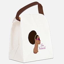 Au Naturel Canvas Lunch Bag