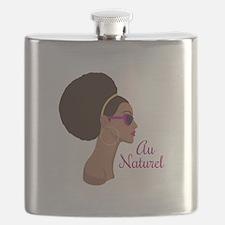 Au Naturel Flask