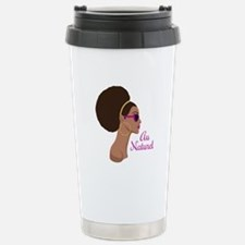 Au Naturel Travel Mug