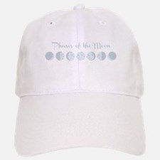 Phases of the Moon Baseball Baseball Baseball Cap