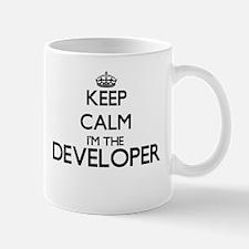 Keep calm I'm the Developer Mugs