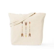 Indian Arrows Tote Bag