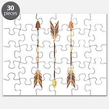 Indian Arrows Puzzle