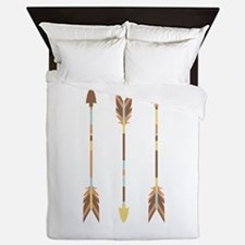 Indian Arrows Queen Duvet
