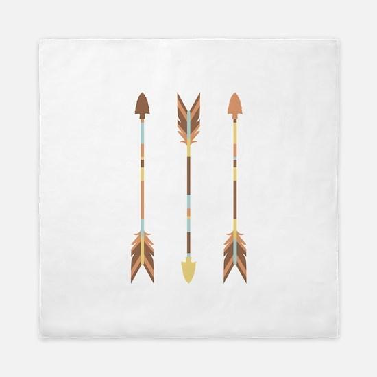 Indian Arrows Queen Duvet