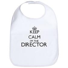 Keep calm I'm the Director Bib