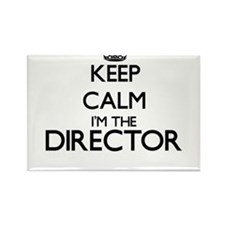 Keep calm I'm the Director Magnets