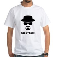 Custom Text Heisenberg Logo Shirt