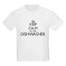 Keep calm I'm the Dishwasher T-Shirt