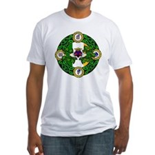Poly Claddagh Brooch Shirt