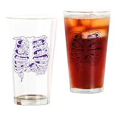 Cute Kitteh Drinking Glass