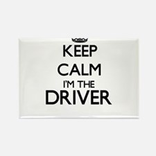 Keep calm I'm the Driver Magnets