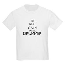 Keep calm I'm the Drummer T-Shirt