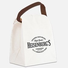 Heisenberg Brand Canvas Lunch Bag