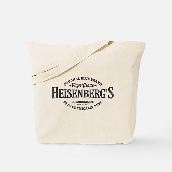 Heisenberg Brand Tote Bag