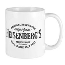 Heisenberg Brand Small Mugs