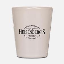 Heisenberg Brand Shot Glass