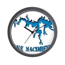 NACI_823_BLUE2.png Wall Clock