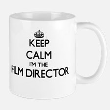 Keep calm I'm the Film Director Mugs