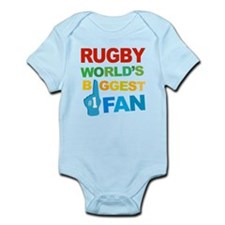 Rugby Fan Infant Bodysuit