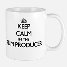 Keep calm I'm the Film Producer Mugs