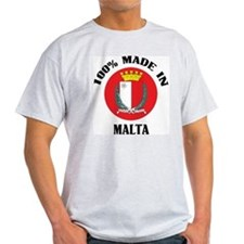 Made In Malta T-Shirt