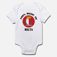 Made In Malta Infant Bodysuit