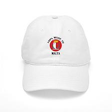 Made In Malta Baseball Baseball Cap