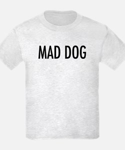 "Pet Word ""Mad Dog"" T-Shirt"