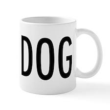 "Pet Word ""Mad Dog"" Mug"