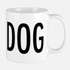 "Pet Word ""Mad Dog"" Mug"