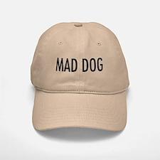 "Pet Word ""Mad Dog"" Baseball Baseball Cap"
