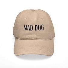 "Pet Word ""Mad Dog"" Baseball Cap"