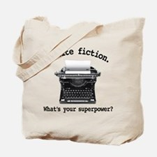 Superpower Tote Bag