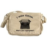Typewriter Messenger Bags & Laptop Bags