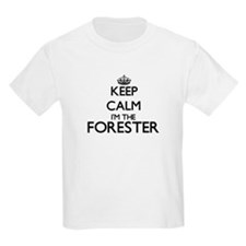 Keep calm I'm the Forester T-Shirt