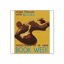 1949 Children's Book Week Sticker