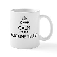 Keep calm I'm the Fortune Teller Mugs