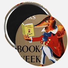 1950 Children's Book Week Magnet