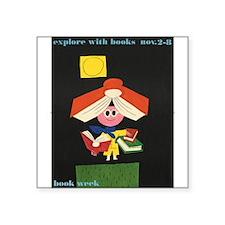 1958 Children's Book Week Sticker